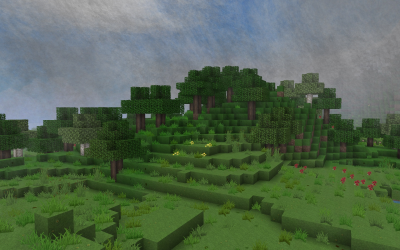 Forest Hill Biome